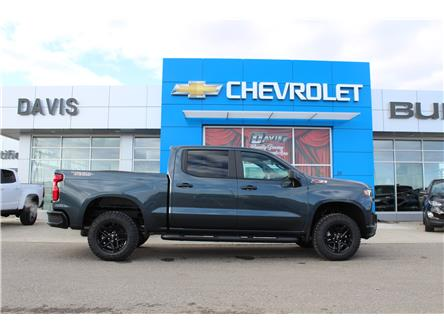 2020 Chevrolet Silverado 1500 Silverado Custom Trail Boss (Stk: 210548) in Claresholm - Image 2 of 23