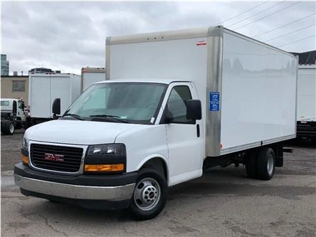 2018 GMC Savana 3500 Used 2018 GMC Savana Cube Van 16' (Stk: STN003847T) in Toronto - Image 1 of 30