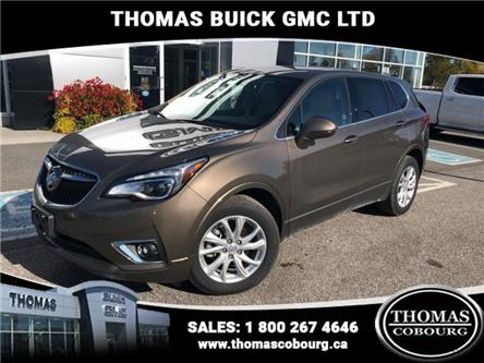 2019 Buick Envision Preferred (Stk: B75764) in Cobourg - Image 1 of 12
