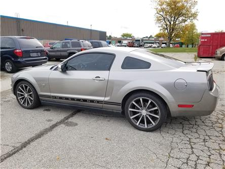 2009 Ford Mustang V6 (Stk: W0220) in Burlington - Image 2 of 6