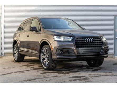 2019 Audi Q7 55 Technik (Stk: N5273) in Calgary - Image 1 of 17
