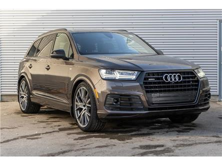 2019 Audi Q7 55 Technik (Stk: N5273) in Calgary - Image 2 of 17