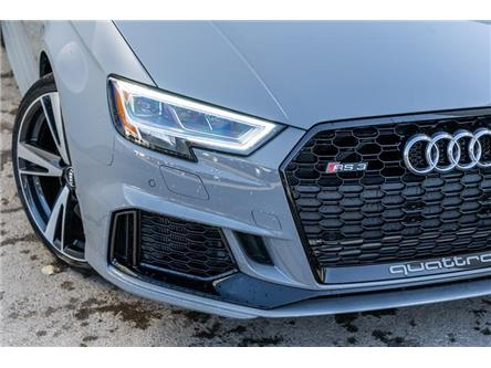 2019 Audi RS 3 2.5T (Stk: N5346) in Calgary - Image 2 of 17