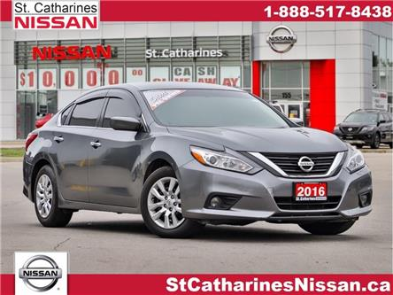 2016 Nissan Altima 2.5 SV (Stk: P2293A) in St. Catharines - Image 1 of 22