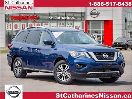 2019 Nissan Pathfinder  (Stk: P2340) in St. Catharines - Image 1 of 25