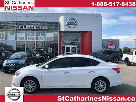 2017 Nissan Sentra  (Stk: SSP235) in St. Catharines - Image 1 of 22
