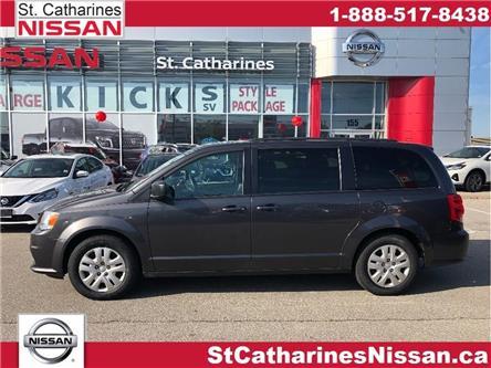 2018 Dodge Grand Caravan CVP/SXT (Stk: P2449) in St. Catharines - Image 1 of 19