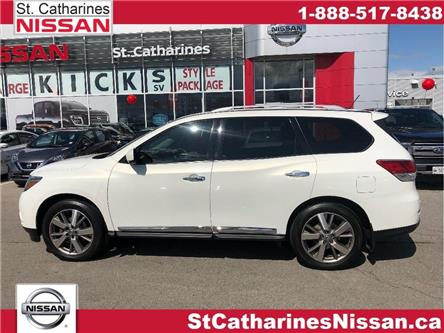 2014 Nissan Pathfinder  (Stk: PF19015A) in St. Catharines - Image 1 of 25