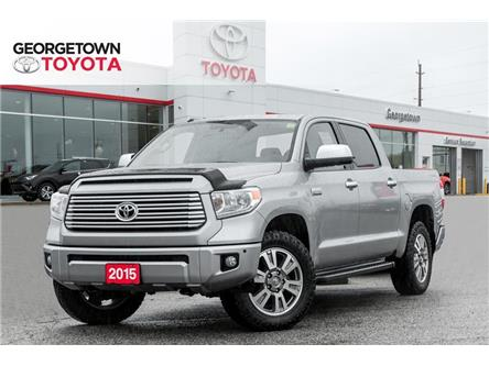 2015 Toyota Tundra Platinum 5.7L V8 (Stk: 15-25079GT) in Georgetown - Image 1 of 21