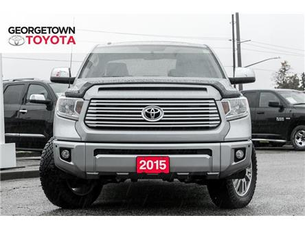2015 Toyota Tundra Platinum 5.7L V8 (Stk: 15-25079GT) in Georgetown - Image 2 of 21