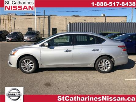 2015 Nissan Sentra  (Stk: P2481) in St. Catharines - Image 1 of 5