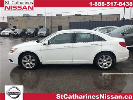2013 Chrysler 200 Touring (Stk: P2486A) in St. Catharines - Image 1 of 4