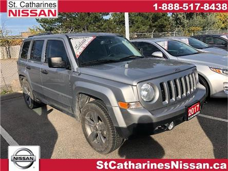 2017 Jeep Patriot Sport/North (Stk: SSP267A) in St. Catharines - Image 1 of 5