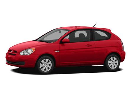 2009 Hyundai Accent GL (Stk: P1468) in Woodstock - Image 1 of 2