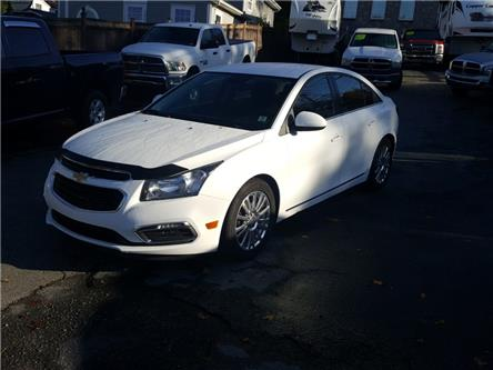 2015 Chevrolet Cruze ECO (Stk: ) in Dartmouth - Image 1 of 18