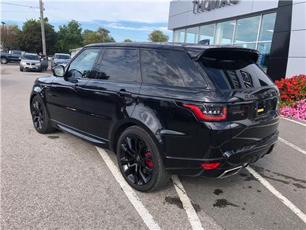 2019 Land Rover Range Rover Sport HST MHEV (Stk: UT63531) in Haliburton - Image 2 of 6