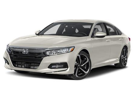 2020 Honda Accord Sport 1.5T (Stk: V63) in Pickering - Image 1 of 9