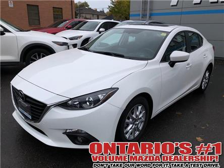 2015 Mazda Mazda3 GS (Stk: P2536) in Toronto - Image 1 of 21