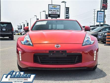 2018 Nissan 370Z  (Stk: U570674) in Mississauga - Image 2 of 20