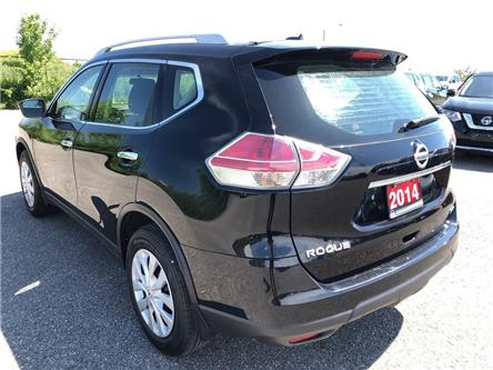2014 Nissan Rogue S-FWD (Stk: U3048) in Scarborough - Image 2 of 18