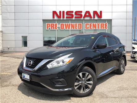 2017 Nissan Murano S-FWD/NAVI (Stk: U3062) in Scarborough - Image 2 of 22