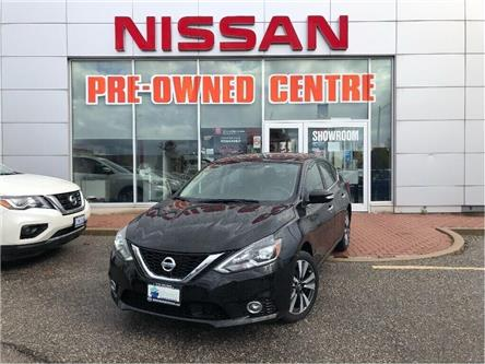 2017 Nissan Sentra SL LUXURY LEATHER & NAVI (Stk: M10410A) in Scarborough - Image 1 of 23