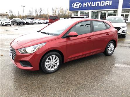 2020 Hyundai Accent Preferred (Stk: 9864) in Smiths Falls - Image 1 of 10