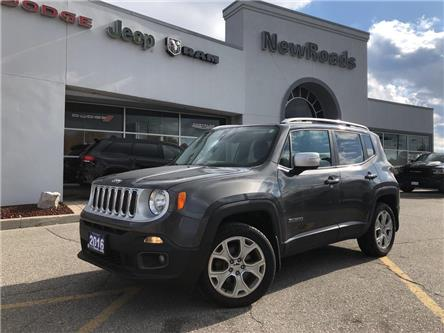2016 Jeep Renegade Limited (Stk: 24230T) in Newmarket - Image 1 of 20