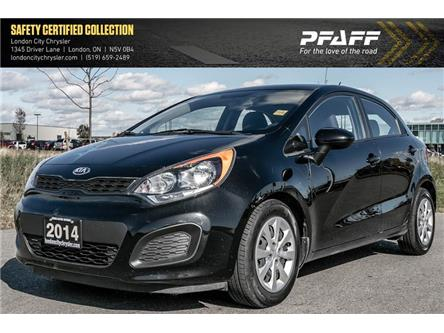 2014 Kia Rio LX+ (Stk: LC61335A) in London - Image 1 of 19