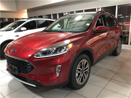 2020 Ford Escape SEL (Stk: 20633) in Vancouver - Image 1 of 10