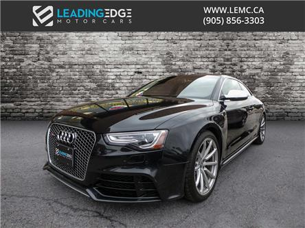 2014 Audi RS 5 4.2 (Stk: 10340) in Woodbridge - Image 1 of 20