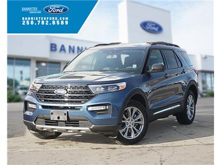 2020 Ford Explorer XLT (Stk: S202418) in Dawson Creek - Image 1 of 20