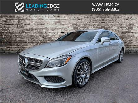 2016 Mercedes-Benz CLS-Class Base (Stk: 12397) in Woodbridge - Image 1 of 21