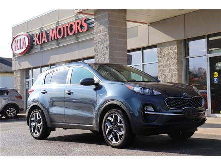 2020 Kia Sportage EX (Stk: 60151) in Cobourg - Image 1 of 25