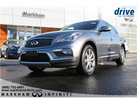 2017 Infiniti QX50 Base (Stk: P3265) in Markham - Image 1 of 19