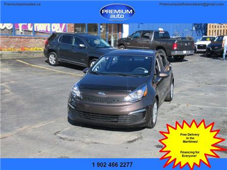 2016 Kia Rio LX+ (Stk: 548475) in Dartmouth - Image 1 of 20