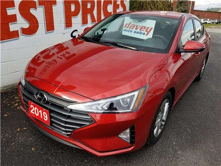2019 Hyundai Elantra Preferred (Stk: 19-722) in Oshawa - Image 1 of 15