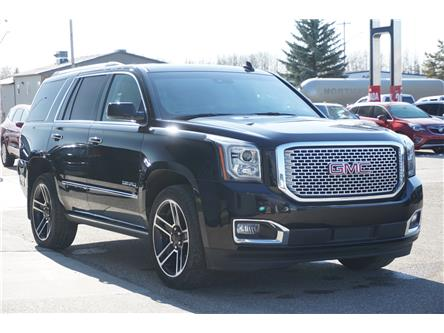 2017 GMC Yukon Denali (Stk: 19-368A) in Edson - Image 2 of 20