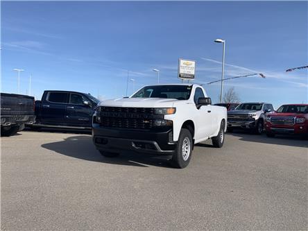 2019 Chevrolet Silverado 1500 Work Truck (Stk: 205276) in Fort MacLeod - Image 1 of 14