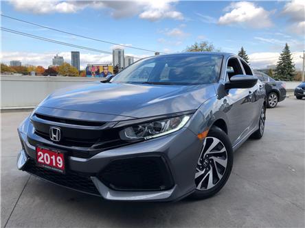 2019 Honda Civic LX (Stk: C20013A) in Toronto - Image 1 of 26
