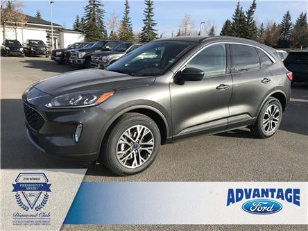 2020 Ford Escape SEL (Stk: L-062) in Calgary - Image 1 of 5