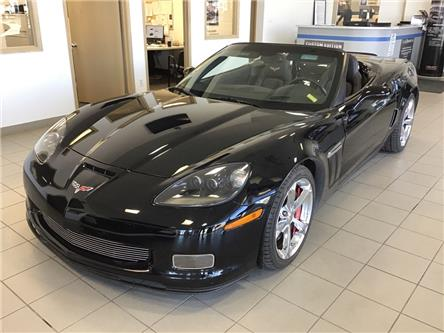 2010 Chevrolet Corvette Grand Sport (Stk: 155392) in Brooks - Image 1 of 10