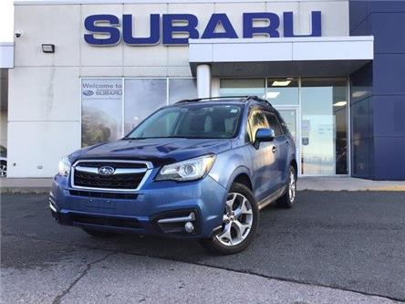 2018 Subaru Forester 2.5i Limited (Stk: S4062A) in Peterborough - Image 1 of 16