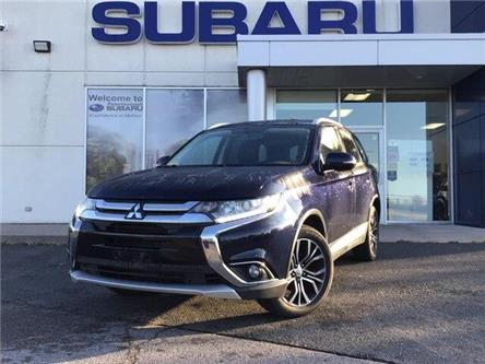 2016 Mitsubishi Outlander ES (Stk: S4054A) in Peterborough - Image 1 of 17
