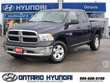 2017 RAM 1500 ST (Stk: 61265K) in Whitby - Image 1 of 15