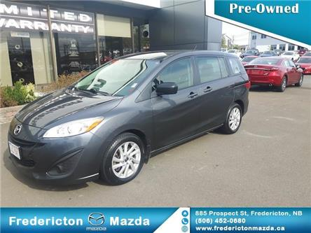 2014 Mazda Mazda5 GS (Stk: 18243AA) in Fredericton - Image 1 of 12
