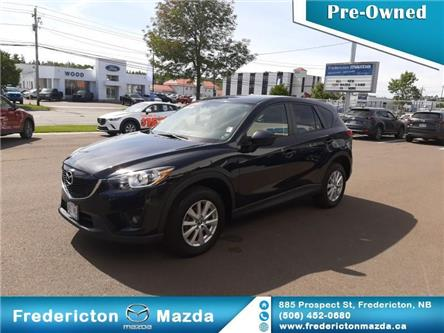 2014 Mazda CX-5 GS (Stk: 19121A) in Fredericton - Image 1 of 18