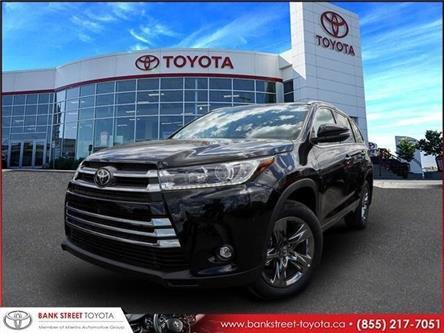 2019 Toyota Highlander Limited (Stk: 27847) in Ottawa - Image 1 of 30