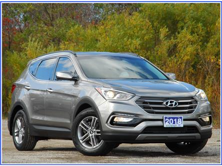 2018 Hyundai Santa Fe Sport 2.4 Base (Stk: 59375A) in Kitchener - Image 1 of 15