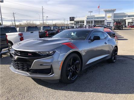 2019 Chevrolet Camaro 2SS (Stk: K0144016) in Calgary - Image 1 of 17